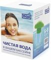 """Препарат для дезинфекции воды в бассейне """"Mак 4"""", в диффузоре, 2 таблетки"""