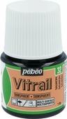 Pebeo Краска для стекла и металла Vitrail лаковая прозрачная цвет 050-032 лосось 45 мл