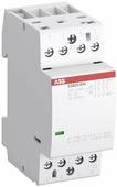 Контакторы модульные ESB25-40N-06 Контактор модульный (25А АС-1, 4НО), 230В AC/DC ABB