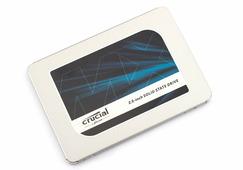 "SSD-накопитель 2.5"" Crucial MX500 500Gb (CT500MX500SSD1)"
