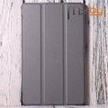 Чехол для Samsung Galaxy Tab A 8.0 2019 книга JFK Case серый