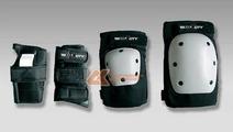 Комплект роликовой защиты Maxcity Agressive размер S