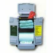Комплект-шкафчик SKH-CART на колёсиках, для химикатов (59 л) {spc813880}