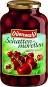 Фруктовые консервы Odenwald Вишня темная без косточек в сиропе, 720 мл