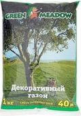 Семена Green Meadow Декоративный газон для затененных мест, 1 кг