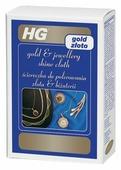 """Салфетка """"HG"""" для придания блеска золоту, 30 см х 30 см"""
