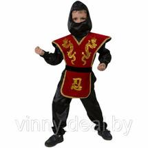 Карнавальный костюм Ниндзя Арт. 7028-2 34 (рост 128-132 см)