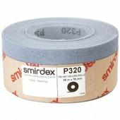 Абразивная сетка в рулонах Smirdex Net Velcro 750, 70мм*25м P150