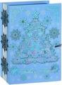 """Коробка подарочная Magic Time """"Елочка в голубом"""", 20 х 14 х 6 см"""