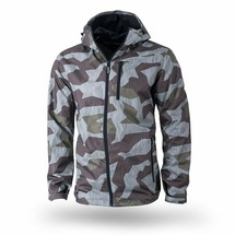 Thor Steinar Куртка Skog M Оливковый камуфляж