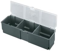 Контейнер пластиковый для оснастки BOSCH SystemBox большой (3/9) 1600A016CW