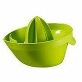 Соковыжималка Curver Citrus Squeezer (зеленый)