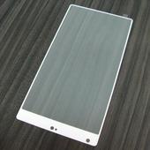 для XiaoMi Mix Защитное стекло Ainy Full Screen Cover 2,5D 0,33 мм белое