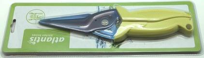 """Ножницы кухонные """"Atlantis"""", универсальные, цвет: салатовый. 18LF-1001-G"""