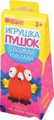 """Набор для изготовления игрушки из меховых палочек Школа талантов """"Попугай"""", 2751336"""