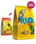 RIO Корм для средних попугаев 500 г