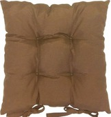 "Подушка на стул Altali ""Кофе"", коричневый"