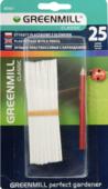 Этикетки пластмассовые с карандашом (25 шт/уп) GR5021