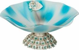 Декоративная чаша Lefard, 316-1052, голубой, 41 х 41 х 19 см