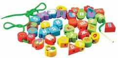 Бусы-цепочка Мир деревянных игрушек Паровозик