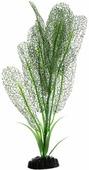 """Растение для аквариума Barbus """"Апоногетон Мадагаскарский"""", шелковое, цвет: зеленый, высота 30 см"""
