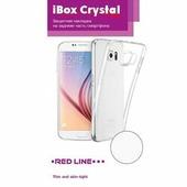 Чехол-накладка для Alcatel 3X 5058I (iBox Crystal YT000016243) (прозрачный) - Чехол для телефона