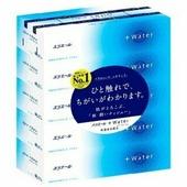 Сухие салфетки с молекулами воды Elleair + Water, 900 шт