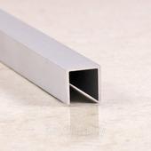 Алюминиевый швеллер анодированный П-10х10 270 см