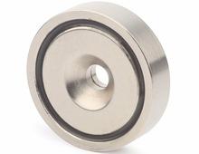 Неодимовый магнит А60 с зенковкой