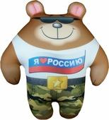 Игрушка антистресс Мишка Крутышка