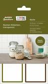 Avery Zweckform Этикетки самоклеящиеся для кухни Living 47,5 x 73 мм 16 шт