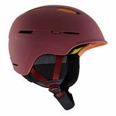 Шлем Anon Invert, maroon (L, maroon, 2019-2020)