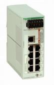 Коммутатор connexium (managed) 8tx, бюджетный Schneider Electric, TCSESB083F23F0