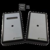 Автономный счетчик посетителей TRAFFIC 1D Black (SD карта в комплекте)