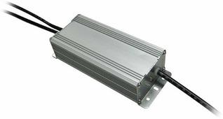 Источник питания 24 V 100 W Rexant с проводами, влагозащищенный (IP67) алюминиевый корпус {201-100-6}