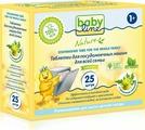 BabyLine Nature Таблетки для посудомоечных машин для всей семьи 25 шт