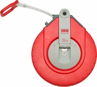 BMI RADIUS 30m фибергласс измерительная рулетка