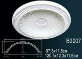 Лепнина Перфект Купол из полиуретана B2007