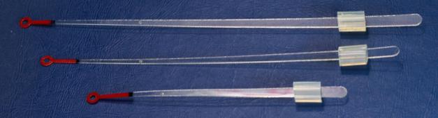 Fisher Company Кивок Лавсановый Fisher 100x0,3мм Тест 0,13-0,44гр