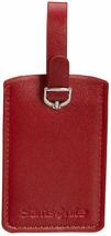 Бирка для багажа Samsonite CO1-09051 Travel Accessories Tag *00 Red