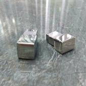Заглушка для профиля 412-77 или соединитель трех плоскостей
