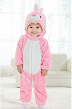 Комбинезон Розового кролика