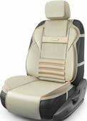 Накидка на сиденье Autoprofi Multi Comfort, ортопедическая, 6 упоров, 3 предмета. MLT-320G BE