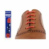 Шнурки Saphir (круглые, тонкие) (Цвет-11 Красный Размер-45 см)