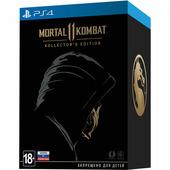 Mortal Kombat 11 Kollector's Edition (Без игры)