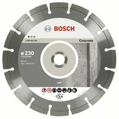 Алмазный отрезной круг Standard for Concrete Bosch 230 x 22,23 x 2,3 x 10 mm (2608602200)
