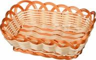 Корзинка Agness, 890-053, оранжевый, 19 х 15 х 6 см