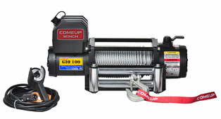 Come Up Winch Лебедка электрическая Comeup GIO 100 12V STD