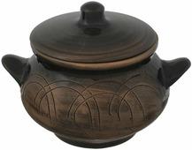 Горшок для запекания Борисовская керамика