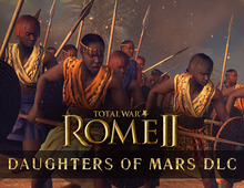 Sega Total War : Rome II - Daughters of Mars DLC (SEGA_2568)